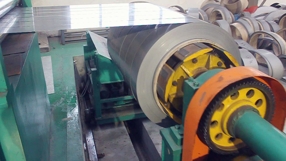 Silicon Steel coil plate Slitting Line